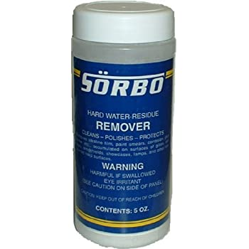 Sorbo Hard Water Residue Remover