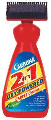 Carbona 2-In-1 Upholstery And Carpet Cleaner, 27.5 Fl Oz