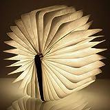 Desk Lamp Book LED Bedside Standing Lamp│Wood