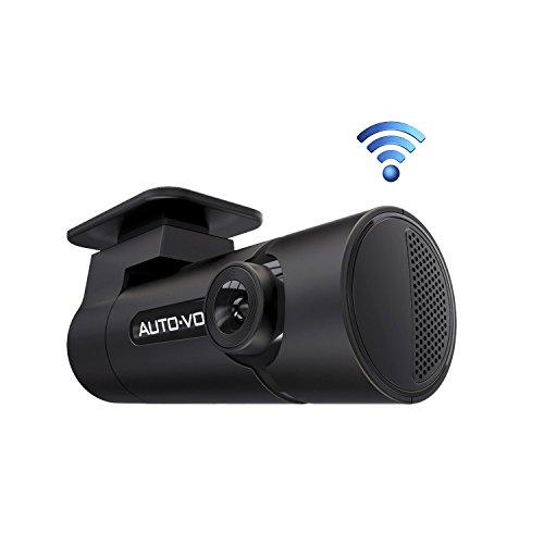 AUTO VOX Dashboard Recorder G Sensor Recording