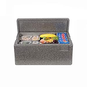 LIYANLCX 24L / 34L portátil Caja Fresca/Bolsa Nevera Caliente ...