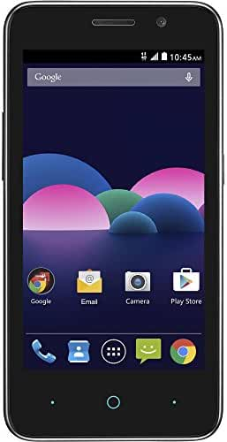 T-Mobile Simply Prepaid ZTE Obsidian 4G LTE Smartphone **UNLOCKED Ready to Use
