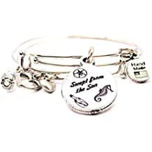 Swept From The Sea 2 Piece Bangle Set