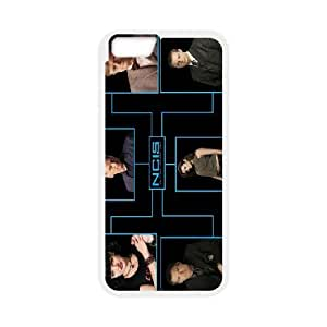 NCIS iPhone 6 Plus 5.5 Inch Cell Phone Case White Gtknj