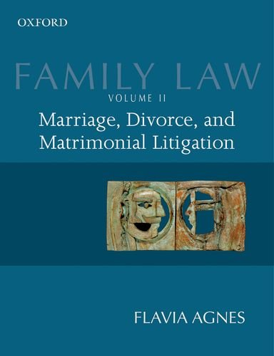 Family Law II: Marriage, Divorce, and Matrimonial Litigation