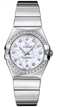 Omega Constellation Ladies Watch 123.15.27.60.55.003