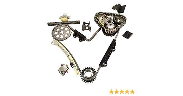 Amazon.com: Timing Chain Kit Suzuki Grand Vitara V6 2.5L 2.7L 99-06 XL-7 02-06 H25A H27A SET: Automotive