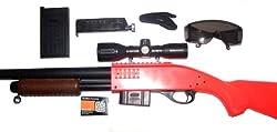 tsd m47a shotgun full stock airsoft gun(Airsoft Gun)