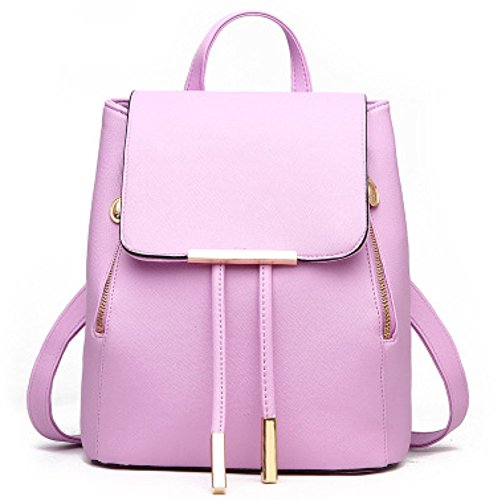 Bolsa De M025 Msxuan Purple Viaje light CP4TqwT