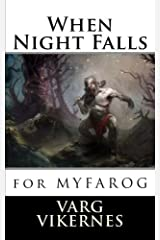When Night Falls: for MYFAROG Paperback