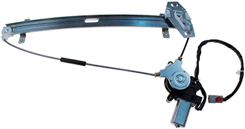 - Dorman 751-024 Front Left Power Window Regulator and Motor Assembly for Acura MDX 2002-01