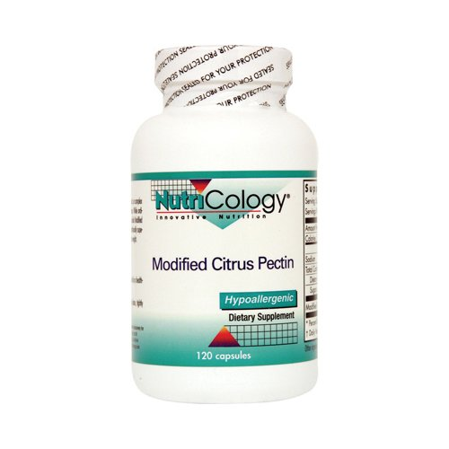 NutriCology Modified Citrus Pectin - 120 Capsules