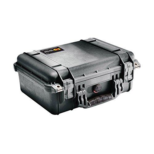 Pelican 1450 Case With Foam Black