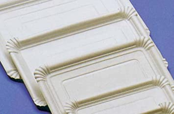 Disposable Paper plates Cellopack Uncoated Rectangular 13 x 20 CM 1500 Free Delivery & Disposable Paper plates Cellopack Uncoated Rectangular 13 x 20 CM ...