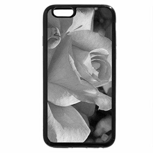 iPhone 6S Plus Case, iPhone 6 Plus Case (Black & White) - honey roses