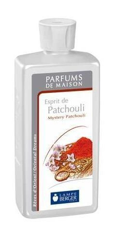 Mystery Patchouli 500ML Fragrance Oil by Lampe Berger by Lampe Berger