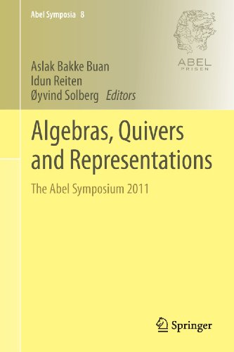 Algebras, Quivers and Representations: The Abel Symposium 2011: 8 (Abel Symposia) (System Quiver)