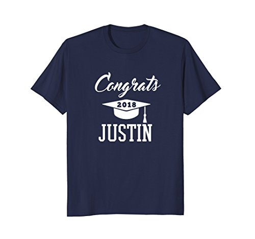 Congrats 2018 Justin College, High School Graduation T-Shirt Justin Womens Hat