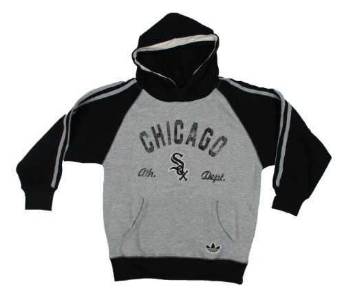 MLB Youth Chicago White Sox Vintage Hooded Sweatshirt by Adidas