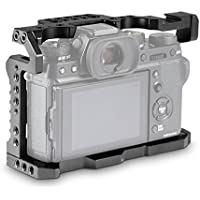 SmallRig Video Camera Cage for Fujifilm X-T2 Camera with Cold Mount NATO Rail Mount to DIY Camera Rig