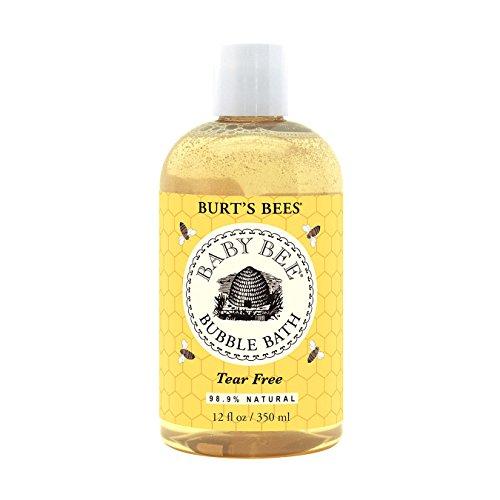 Bees de Burt's Baby Bee, bain moussant, 12 onces fluides (Pack de 3)