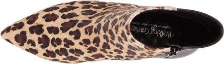 Women's N Calf Leopard Cradles Shine 5 Walking Hair 7 g5wBqxXTn