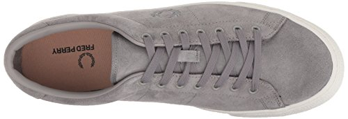 Grey Suede Sneaker Crepe Fred Underspin Men's Perry Falcon q400B81