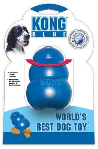 KONG Puppy Kong Dog Toy, Medium, Pink, My Pet Supplies