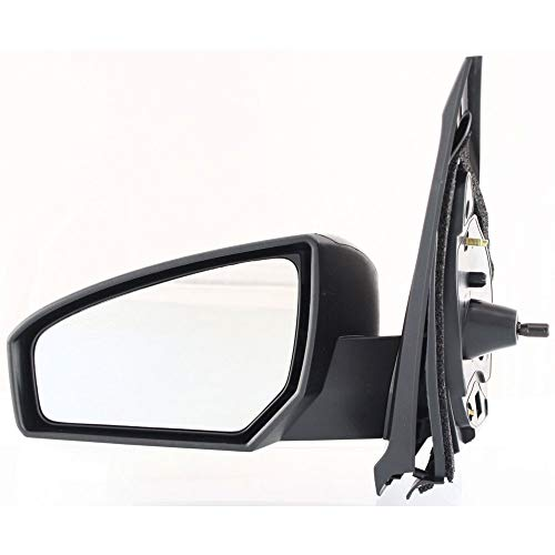 Kool Vue NS52L Nissan Sentra Driver Side Mirror, Manual Remote