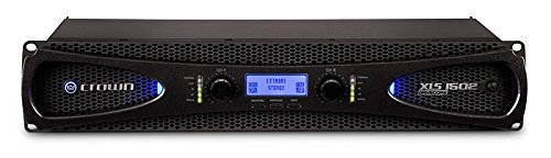 Crown XLS1502 Two channel Power Amplifier product image
