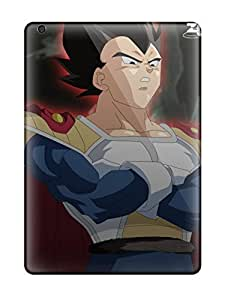 Fashion Protective King Vegeta Case Cover For Ipad Air