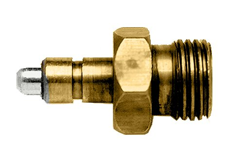 Anderson /& Forrester GE752-011 Pilot Tip 1//4 Compression Connection 1//2 Hex Size 1 Long LP 7//16-24 UNS Threads 1//2 Hex Size 1 Long Anderson /& Forrester TM