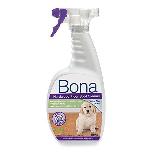 Bona WM720059001 36 Oz Hardwood Floor Spot Cleaner