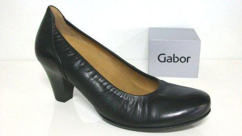 Gabor Pumps 62.150-57 schwarz