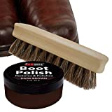 JOB SITE Jobsite Premium Leather Boot & Shoe Polish