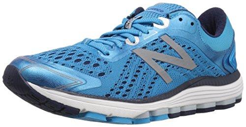 New Balance Women's 1260v7 Running Shoe, Bright Blue, 10 2A US