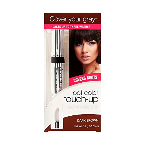 Gray Root Touch-Up Spray (Dark Brown)