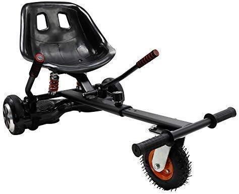 Hoverkart Hoverseat pour accessoires de scooter Self Balance de 6.5 / 8/10 pouces pour adultes