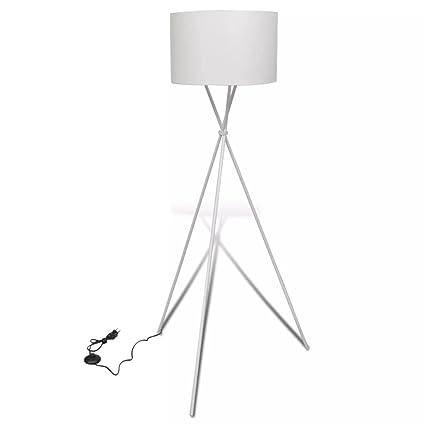 Stehlampe Bodenleuchte Leseleuchte Bodenlampe Wohnzimmerleuchte Stehleuchte E27