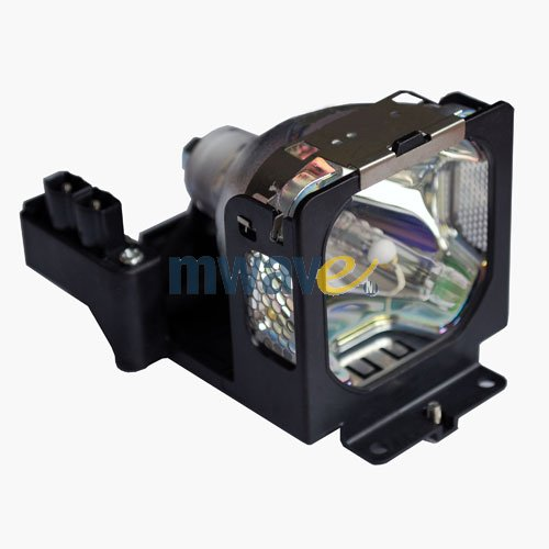 Mwave Lamp for EIKI LC-XB28 Projector Replacement with Housing by Mwave