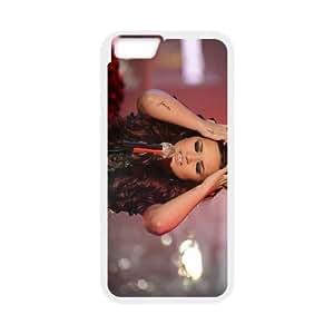 iPhone6s Plus 5.5 inch Phone Case White Demi Lovato WQ5RT7467403