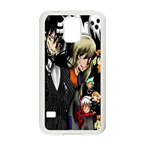 Nightmare Before Christmas For Samsung Galaxy S5 I9600 Csae protection phone Case ST045573