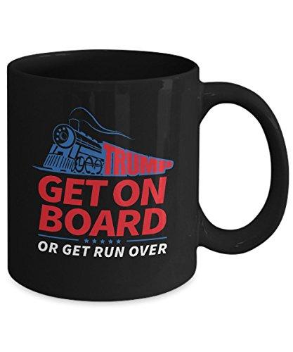 Donald Trump Coffee Mug Draining product image
