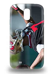 Galaxy 3D PC Case For Galaxy S4 With Nice NFL San Francisco 49ers Colin Kaepernick #7 Appearance ( Custom Picture iPhone 6, iPhone 6 PLUS, iPhone 5, iPhone 5S, iPhone 5C, iPhone 4, iPhone 4S,Galaxy S6,Galaxy S5,Galaxy S4,Galaxy S3,Note 3,iPad Mini-Mini 2,iPad Air )