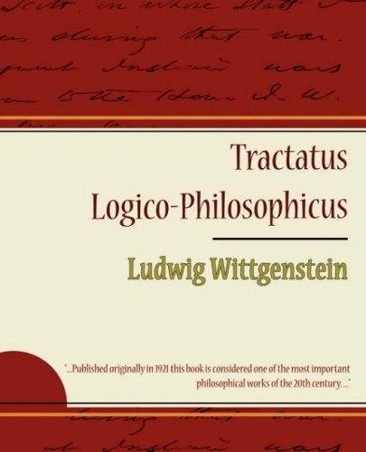 Tractatus Logico-Philosophicus - Ludwig Wittgenstein pdf