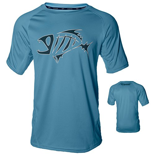 G. Loomis URSO Tech T-Shirt - Light Blue - Medium