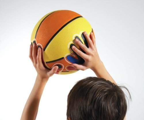 Sportime 16112 Max Hands-On Basketball - Junior Size - 27 Inch