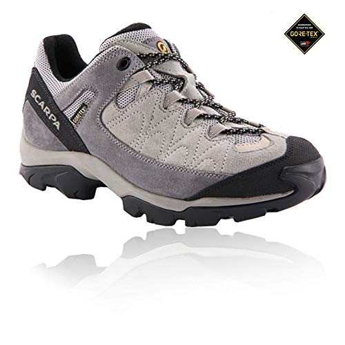 SCARPA Vortex XCR Women's Gore-Tex Trail Walking Shoes - 10 M US - Grey ()