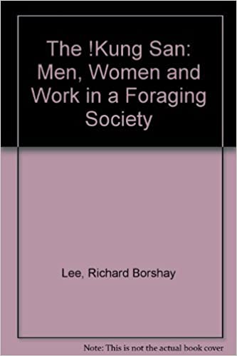 Buy The Kung San Men Women And Work In A Foraging Society Book Online At Low Prices India