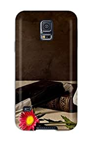 A Final Tribute Case Compatible With Galaxy S5/ Hot Protection Case by icecream design